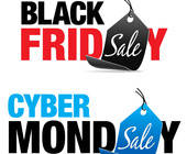 Balck Friday und Cyber Monday